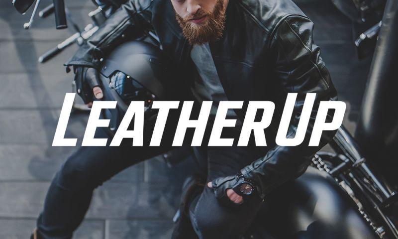 veri.design - LeatherUp