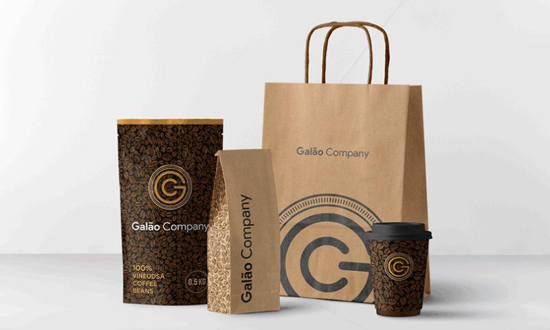 Ahmed Alkooheji Communications - Coffee Shop Packaging