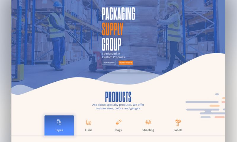 Smashed Media - Packaging Supply Group