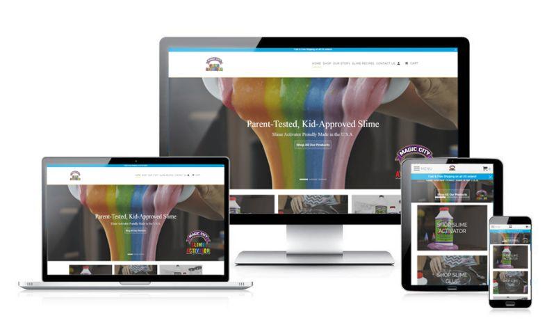 Gapstow Design Company - SlimeActivator.com