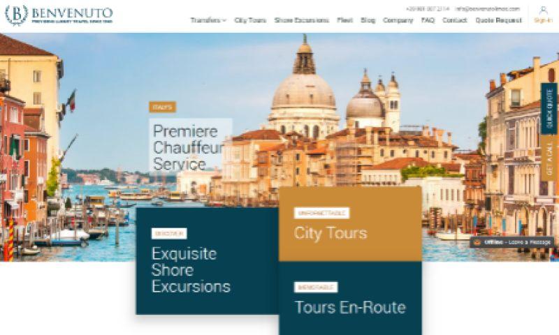 Arka Softwares - Benvenuto - Tour & Travel Website