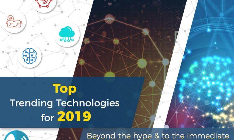 Excellent WebWorld - Top 10 Strategic Technology Trends For 2019