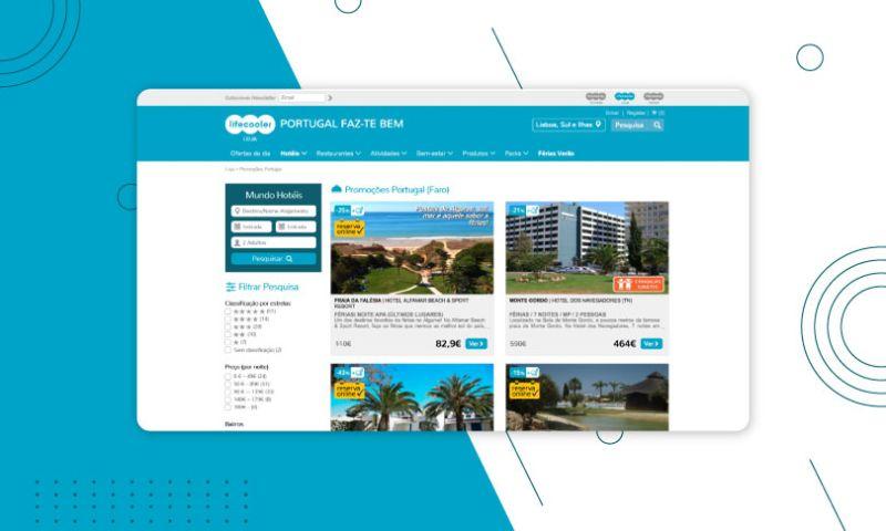NOBLE STRATEGY, LDA - Hotels Portal - Lifecooler