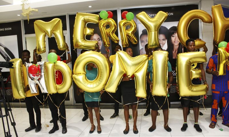 Tequila Nigeria Limited - INDOMIE - CHRISTMAS SHOPPER SURPRISE