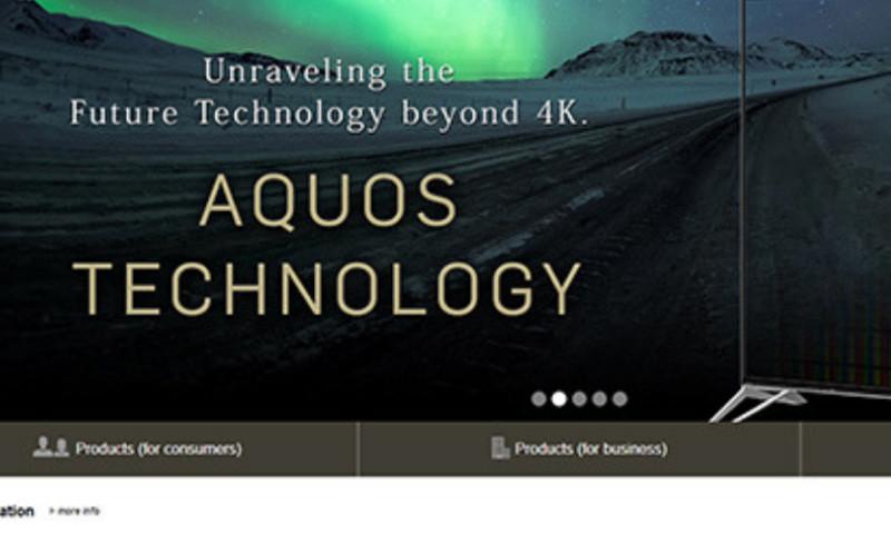 LCloud Ltd. - ULMUS - IoT application being an element of Smart TV Sharp