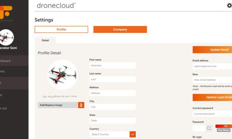 Matellio Inc. - Future Aerial