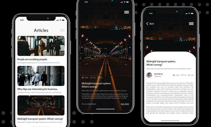 Excellent WebWorld - Latest Blogger App Design & Development