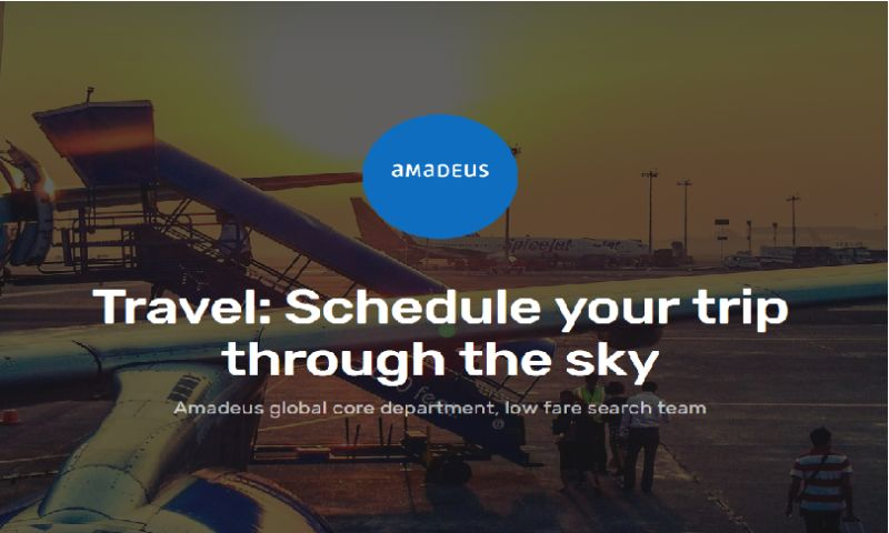 Ketek - Schedule your trip through the sky