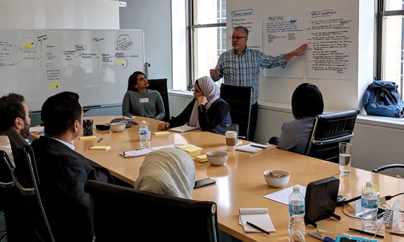 Highland - Advancing Design Thinking at an Established Organization