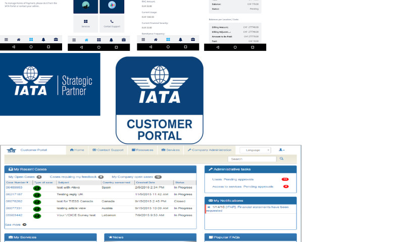Right IT Services - Customer Care Mobile App Dev for Airline Association
