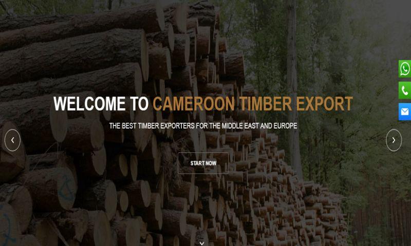 SAG IPL - CAMEROON TIMBER EXPORT