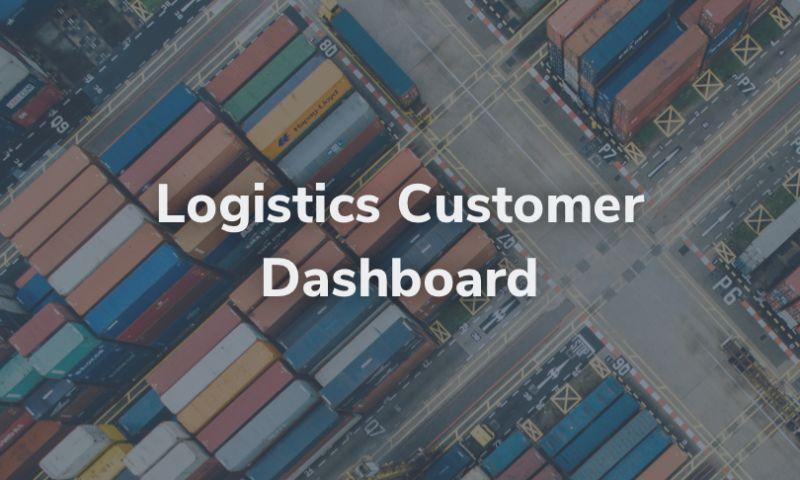 Kohactive - Logistics Customer Dashboard