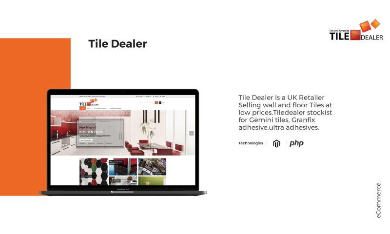 WebClues Global - Tile Dealer