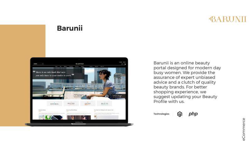 WebClues Global - Barunii