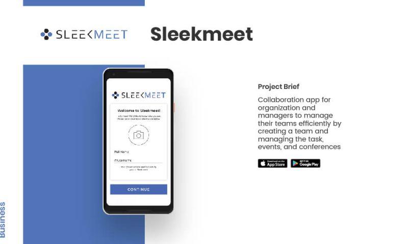 WebClues Global - Sleekmeet