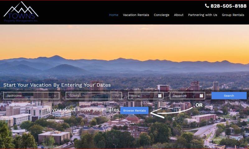 SEO Realtor Hub - Towns Property