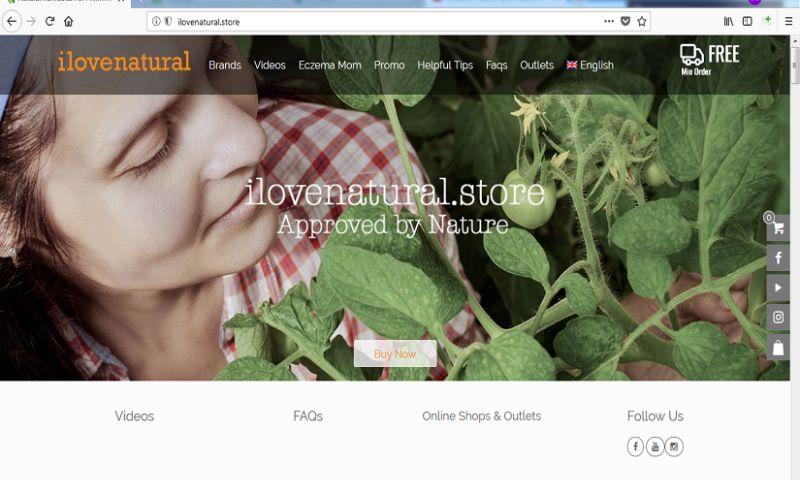 Next Big Technology - Ecommerce Organic Products