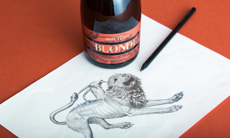 Kidstudio. - La Bottega Beer & Oil