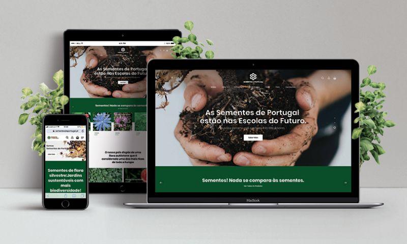 JA Design Studio - Sementes de Portugal