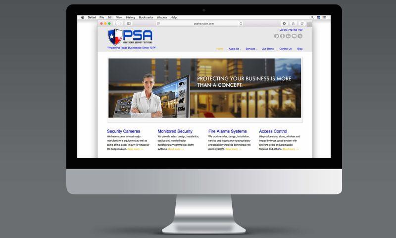 IMPROZ MARKETING - Web Design Portfolio