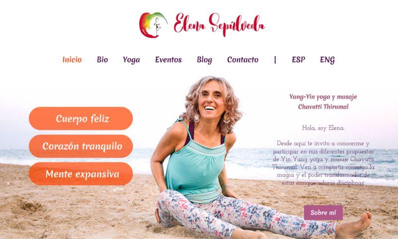 The Webmaster Co. de Barcelona - Elena Sepulveda