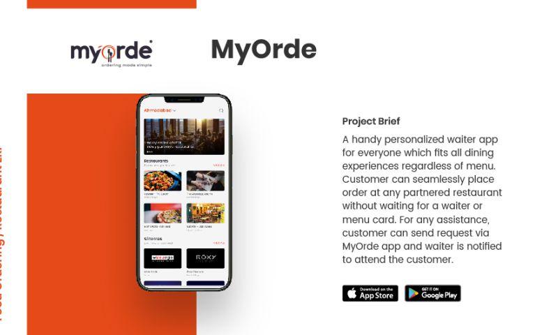AppClues Infotech - MyOrde