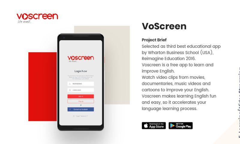 AppClues Infotech - VoScreen
