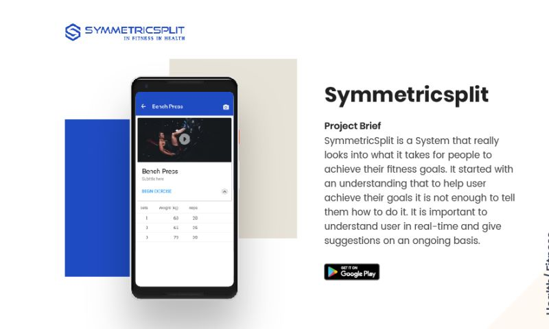 AppClues Infotech - Symmetricsplit