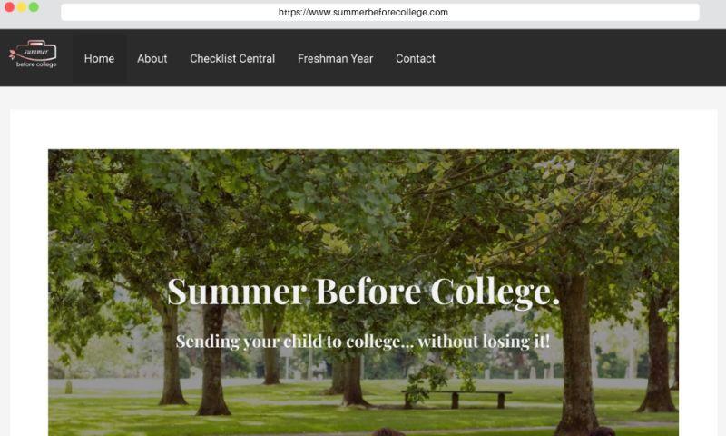RBD Digital Marketing Agency - Summer Before College