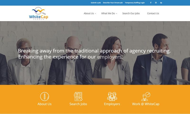 TechBear.com - WhiteCap Search