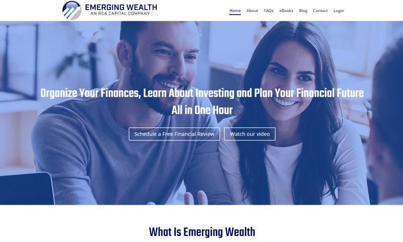 TechBear.com - Emerging Wealth
