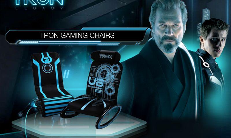 Joel Bell Industrial Design (JBID) - Tron Sound Furniture