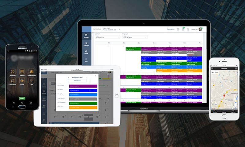 MindTech Consultancy - EMPLOYEE SCHEDULING SYSTEM