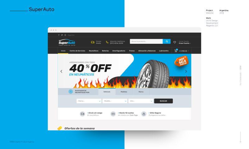 E180 Digital Product Agency - SuperAuto