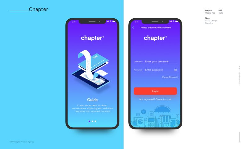 E180 Digital Product Agency - Chapter