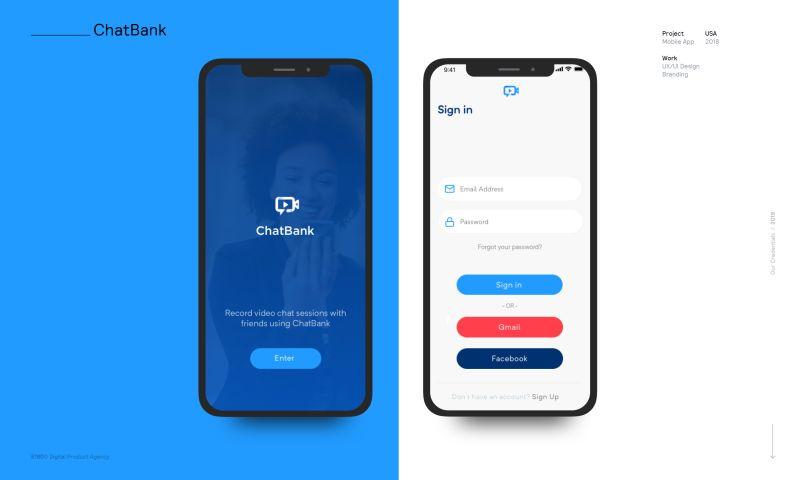 E180 Digital Product Agency - ChatBank