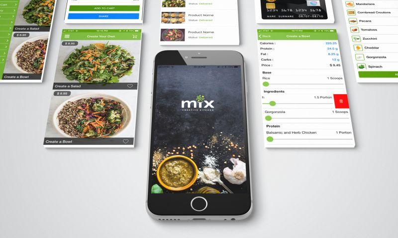 540 Design Studio LLC - Myx Kitchen