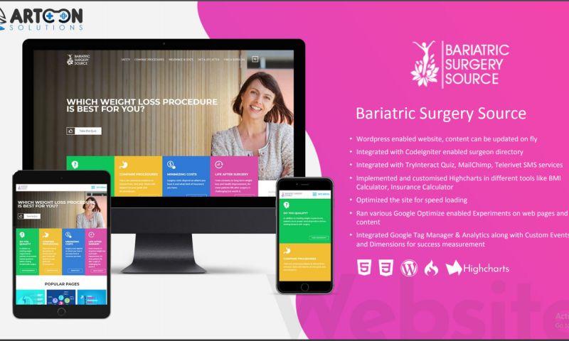 Artoon Solutions - Bariatric Surgery Source