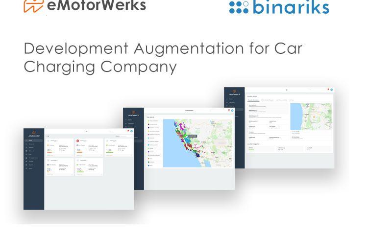 Binariks - eMotorWerks