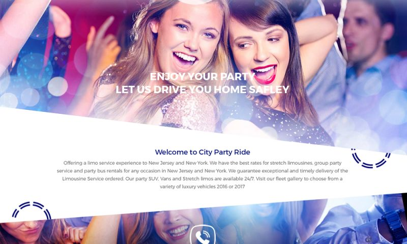 Maximize Studio - City Party Ride