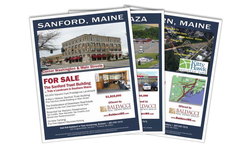 GCMD - Commercial Real Estate Brochures