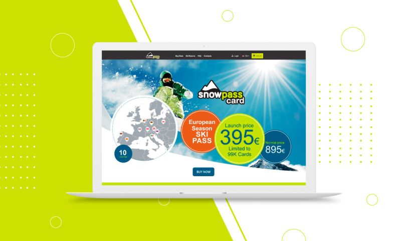 NOBLE STRATEGY, LDA - Online Store   SNOWPASS