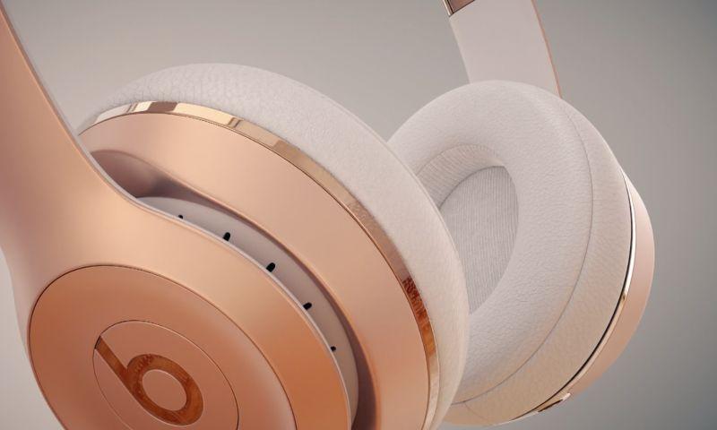 Frost Motion - Beats by Dre - 3D imaging