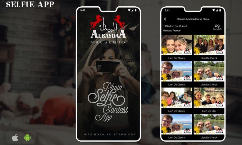 Zealous System - Al Baydaa Selfie App