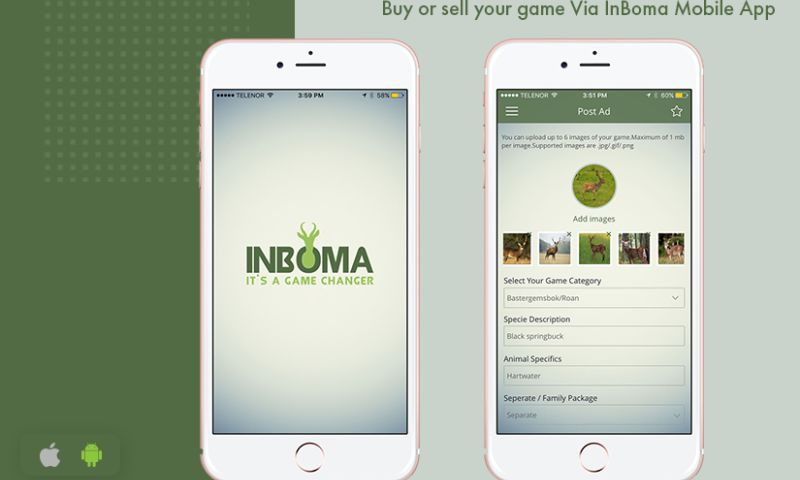Zealous System - Buy or sell your game Via InBoma Mobile App