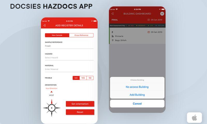Zealous System - Docsies Hazdocs App