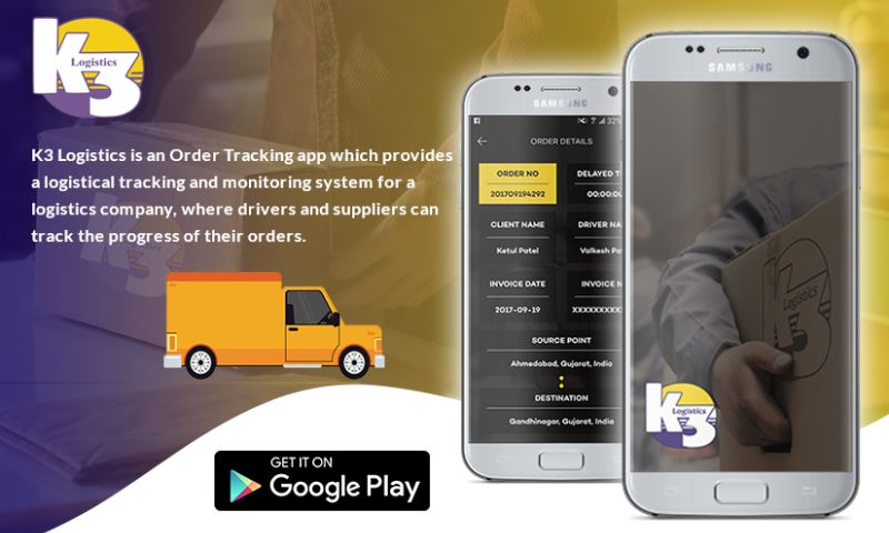 Zealous System - A Supply Chain Tracking App!
