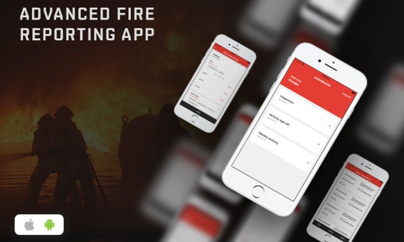 Zealous System - Fire Reporting App