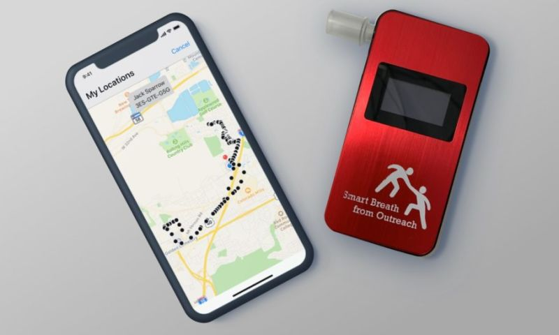 Woodridge Software - Outreach Smartphone Monitoring