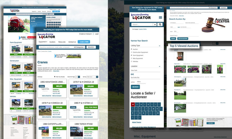 DotcomWeavers - Lancaster Farming